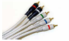 12' 5 RCA COMPONENT VIDEO/AUDIO CABLE