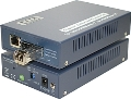 Gigabit Media Converter 10/100/1000 TX 1000Base SFP LC multi mode
